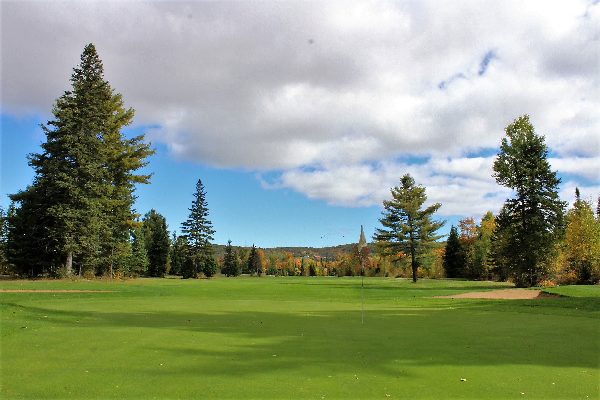 Golf Bancroft Ridge - a great golf experince in the heart of