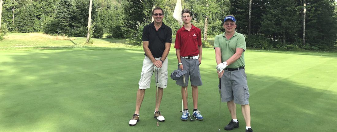 Golf Ready